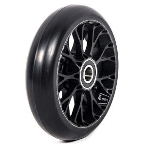 Black Pearl Wheel Venom 125 12std Double Layer Black