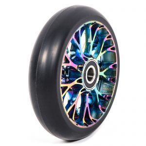 Black Pearl Wheel Venom 125 12std Simple Layer Neochrome
